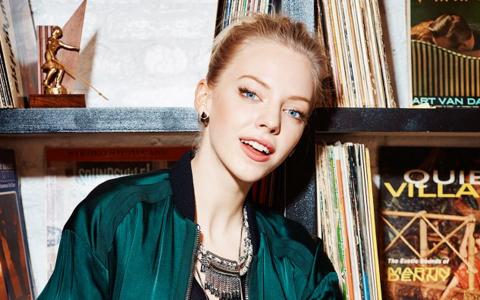 Model/Actress Skye Stracke